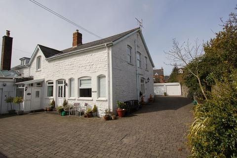 2 bedroom semi-detached house for sale - Marine Parade, Penarth