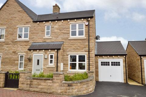 3 bedroom semi-detached house for sale - Brigg Mill Court, Pudsey