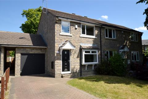 3 bedroom semi-detached house for sale - Norwood Crescent, Pudsey, West Yorkshire