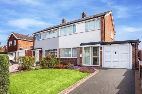 3 bedroom semi-detached house for sale - Brooklands Road, Congleton