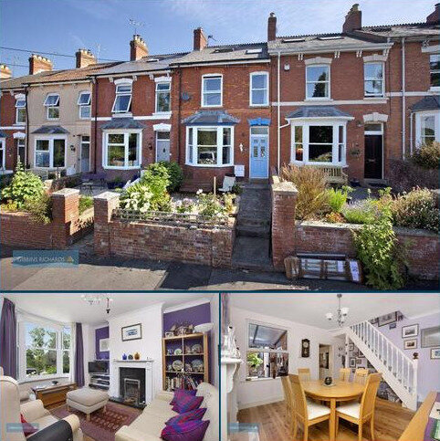 3 bedroom terraced house for sale - Holway Hill, Taunton