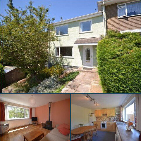 3 bedroom terraced house for sale - Meadow Close, Totnes,