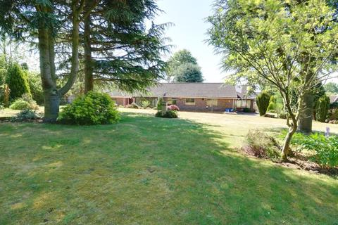 4 bedroom detached bungalow for sale - Woodgates Mount, North Ferriby