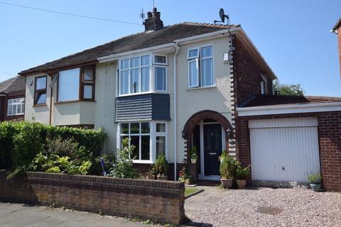 3 bedroom semi-detached house for sale - Sandringham Road, Farnworth