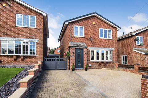 3 bedroom detached house for sale - Morleyfields Close, Ripley