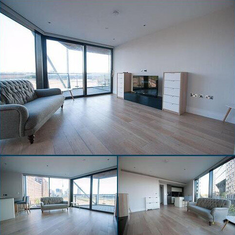 1 bedroom apartment to rent - Riverlight Quay, London