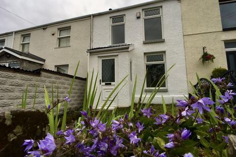 2 bedroom terraced house to rent - Cwmrhydyceirw Road, Morriston. Swansea.