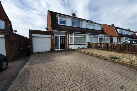 3 bedroom semi-detached house for sale - Caldwell Road, Newcastle upon Tyne