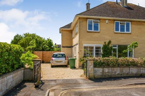 4 bedroom semi-detached house for sale - Partis Way, Weston, Bath
