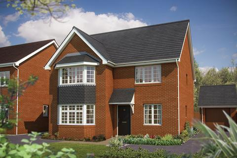 4 bedroom detached house for sale - Plot The Kingston 043, The Kingston at East Gate, King Alfred Way, Oxfordshire OX12