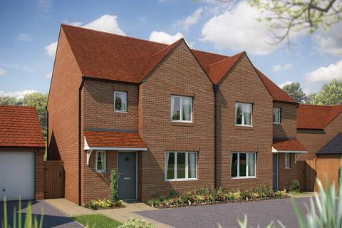 2 bedroom semi-detached house for sale - Plot The Blenheim 025, The Blenheim at The Silk Mill, 11, Oxfordshire OX12