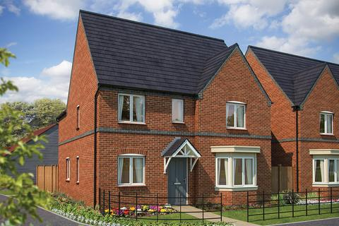 3 bedroom detached house for sale - Plot The Newton 024, The Newton at The Silk Mill, 11, Oxfordshire OX12