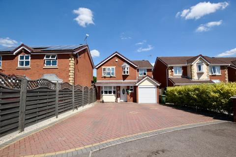 4 bedroom detached house for sale - Hornsby Avenue, Harley Goodacre, Worcester, WR4