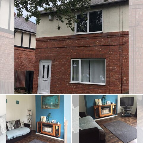 2 bedroom semi-detached house for sale - Cowpen Road, Blyth