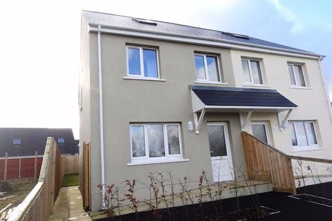 3 bedroom semi-detached house for sale - Crug Yr Efydd, Crymych, Pembrokeshire