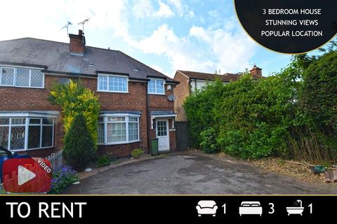 3 bedroom semi-detached house to rent - Station Road, Glenfield, Leicester, Leicestershire, LE3