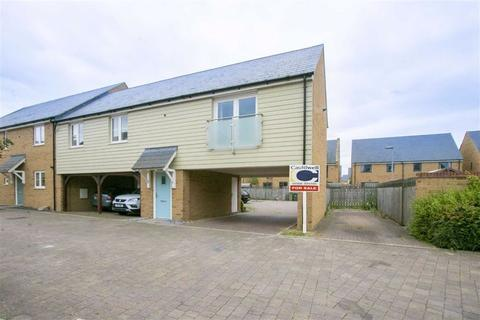 2 bedroom coach house for sale - Antonia Way, Brooklands, Milton Keynes