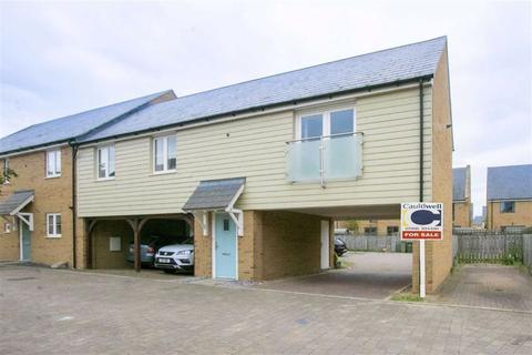 2 bedroom coach house for sale - Antonia Way, Brooklands, Milton Keynes
