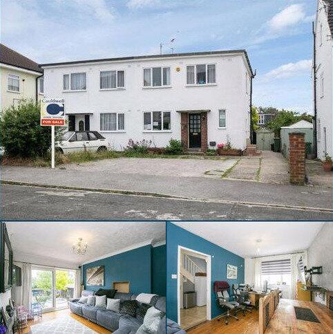 3 bedroom semi-detached house for sale - Keppel Avenue, Haversham, Milton Keynes, Bucks