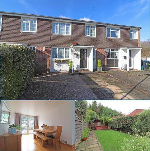 3 bedroom terraced house for sale - Blacklands Meadow, Nutfield, Redhill