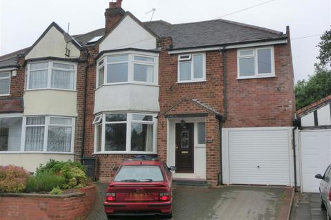 5 bedroom semi-detached house for sale - Barton Lodge Road, Hall Green, Birmingham