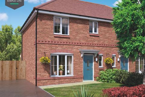 3 bedroom semi-detached house to rent - 13 Lea Hall Green, Birmingham