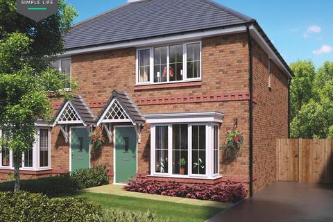 3 bedroom semi-detached house to rent - 25 Lea Hall Green, Birmingham