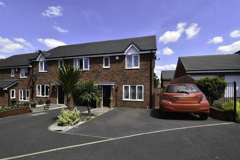 3 bedroom semi-detached house for sale - Wolstanholme Close, Mossley, Congleton