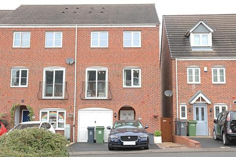 4 bedroom townhouse for sale - Windrush Close, Pelsall, Walsall