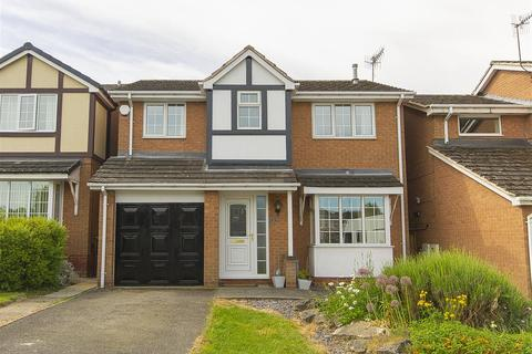 4 bedroom detached house for sale - Healaugh Way, Chesterfield
