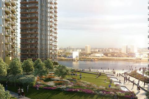 1 bedroom apartment for sale - Plot 2.7.701 at Royal Arsenal Riverside, Imperial Building, No. 2 Duke of Wellington Avenue SE18