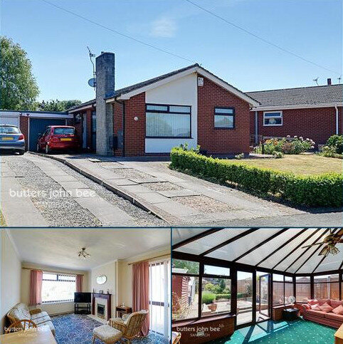 2 bedroom bungalow for sale - Primrose Avenue, CREWE