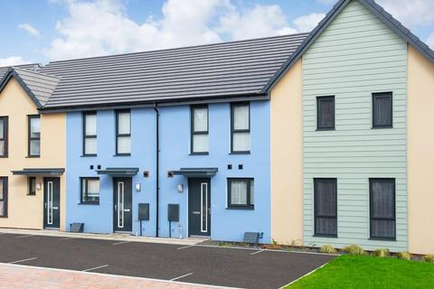 2 bedroom terraced house for sale - Plot 393, Richmond at Waterside @ The Quays, Rhodfa Cambo, Barry CF62