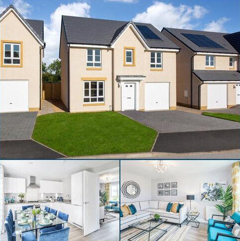 4 bedroom detached house for sale - Plot 83, Fenton at Harwood Park, Limefields, Livingston, WEST CALDER EH55