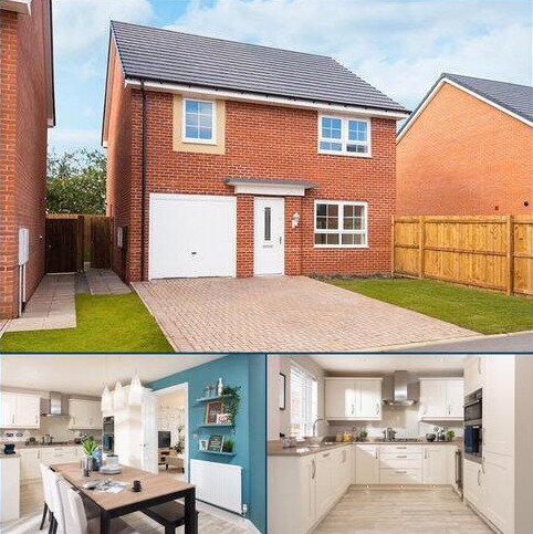 4 bedroom detached house for sale - Plot 412, Windermere at Merrington Park, Vyners Close, Spennymoor, SPENNYMOOR DL16