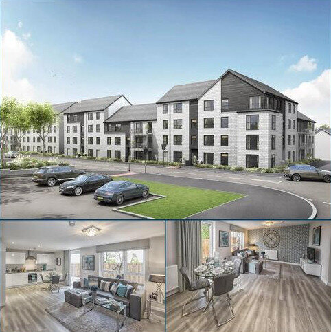 2 bedroom apartment for sale - Plot 223, Block 8 Apartments at Riverside Quarter, 1 River Don Crescent, Bucksburn AB21