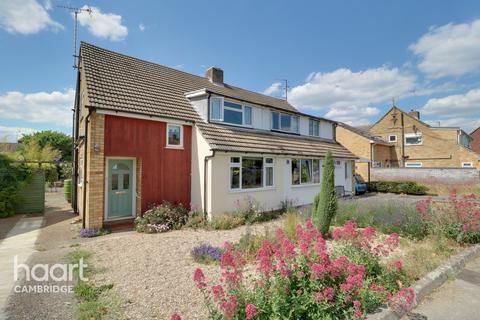 3 bedroom semi-detached house for sale - Carisbrooke Road, Cambridge