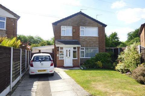 3 bedroom detached house for sale - Poulton Crescent, Woolston, Warrington