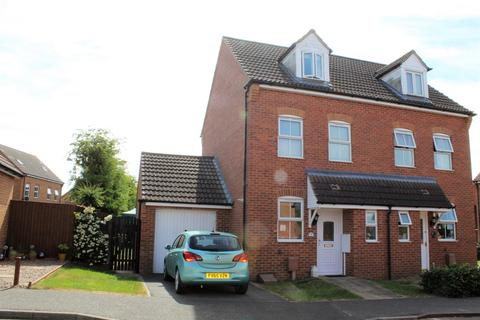 3 bedroom semi-detached house for sale - Lady Jane Franklin Drive, Spilsby, PE23 5GB
