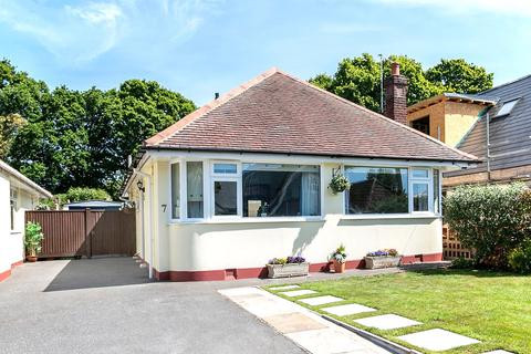 2 bedroom bungalow for sale - Mill Hill Close, Whitecliff, Poole, Dorset, BH14