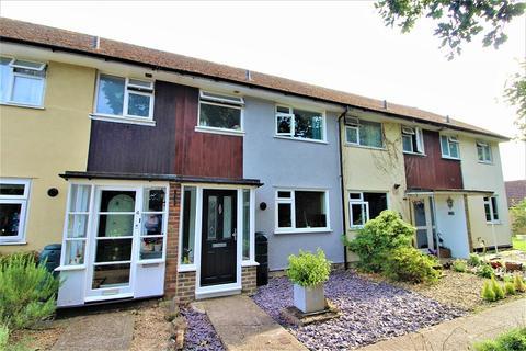 2 bedroom terraced house for sale - Woodbridge Court, Manor Road, Horsham, West Sussex. RH12 4EB