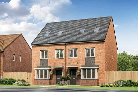 4 bedroom house for sale - Plot 104, The Hampton at The Sycamores, Stockton-on-Tees, Off Bath Lane TS18