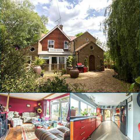 5 bedroom detached house for sale - Mill Lane, Whatlington Road