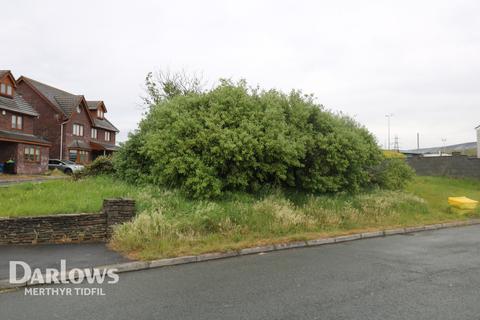 Land for sale - Land adjacent to 1a Blaen Dowlais, Merthyr Tydfil