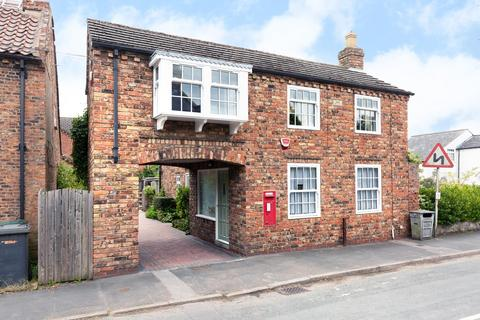 3 bedroom detached house for sale - Main Street, Hemingbrough, Selby, North Yorkshire, YO8 6QU