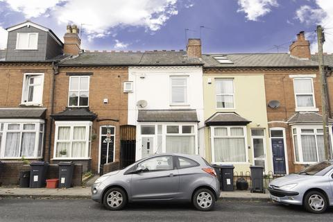 2 bedroom terraced house to rent - Gleave Road, Selly Oak, Birmingham, B29 6JR