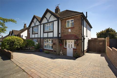 3 bedroom semi-detached house for sale - Cobton Drive, Hove, East Sussex, BN3