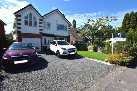 4 bedroom detached house for sale - Laneside Drive, Bramhall, SK7