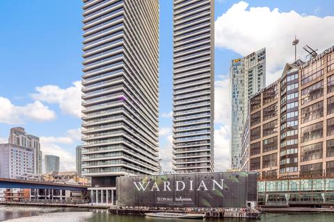 2 bedroom flat for sale - West Tower, Wardian, Canary Wharf E14
