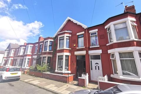 4 bedroom terraced house for sale - Park Road, Wallasey, Wirral, CH449 EB